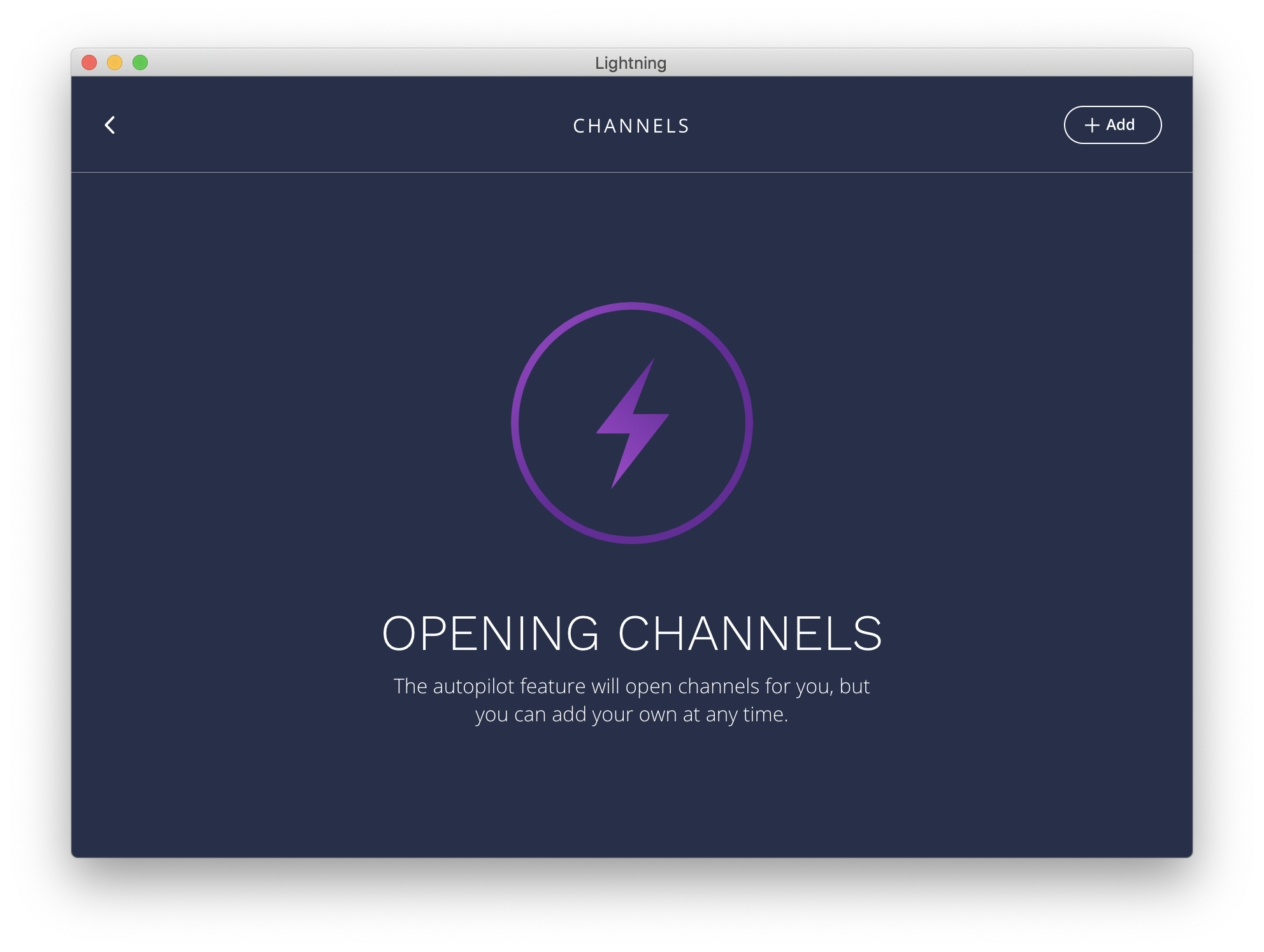 Our Lightning Desktop App Is Now on Mainnet!